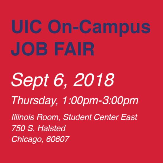 On-Campus Job Fair