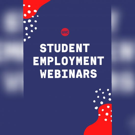 STUDENT EMPLOYMENT: COVID-19 UPDATE